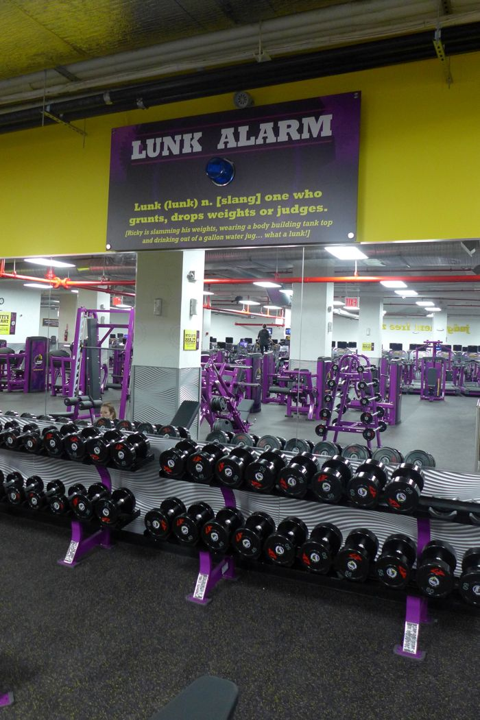 Tribeca Citizen New Kid On The Block Planet Fitness