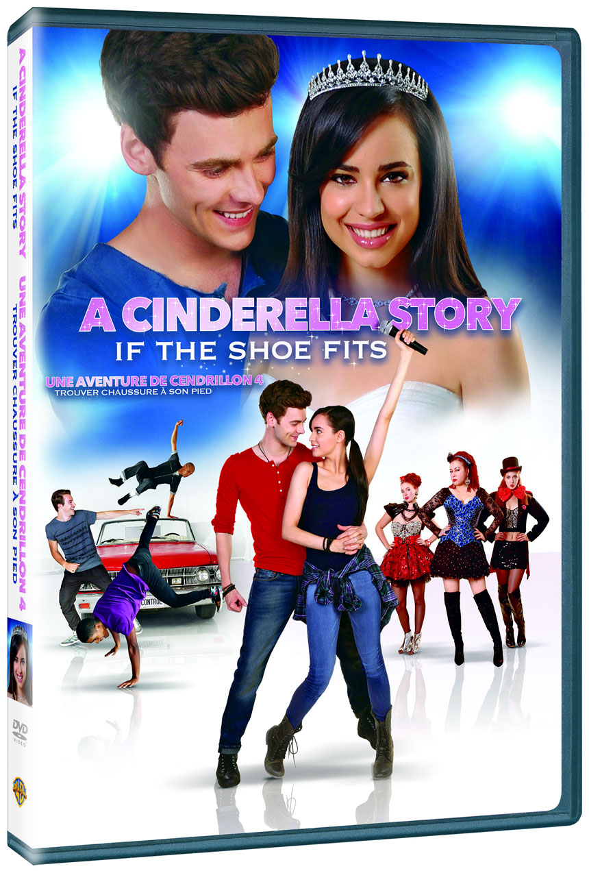 A Cinderella Story: If the Shoe Fits | On DVD | Movie ...