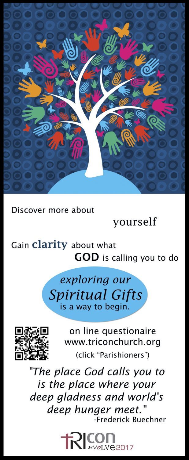 Your Discovering Gifts Spiritual Worksheet