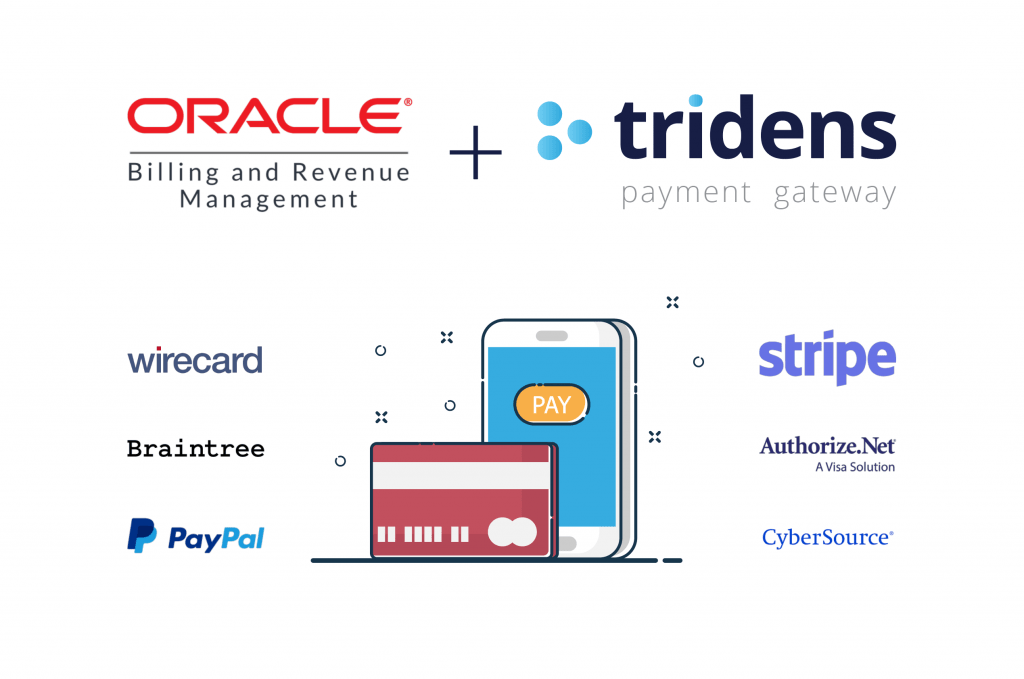 Oracle BRM Integration with Payment Providers
