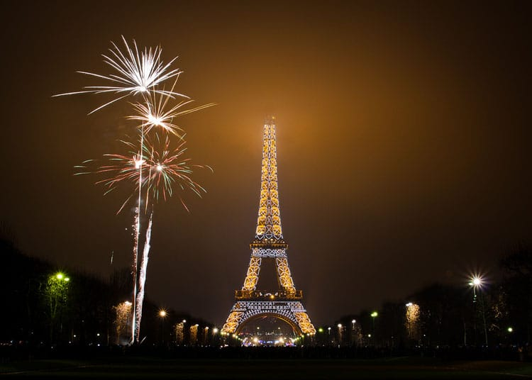 A New Year s Eve for everyone   Paris New year at Eiffel Tower  Paris  France