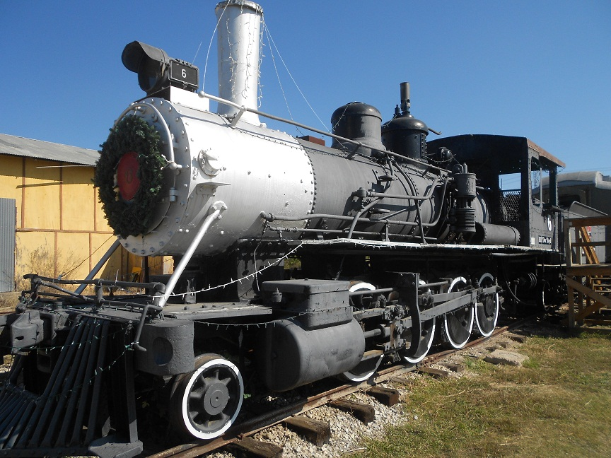 Baldwin Locomotive | TRIPS INTO HISTORY