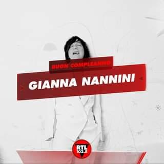 Buon compleanno Gianna Nannini #buoncompleanno #rtl1025 #GiannaNannini