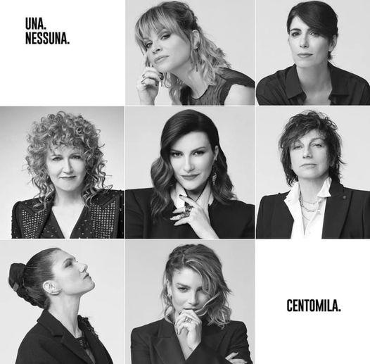 Laura Pausini, Giorgia, Elisa, Gianna Nannini, Fiorella Mannoia, Alessandra Amoroso ed Emm…