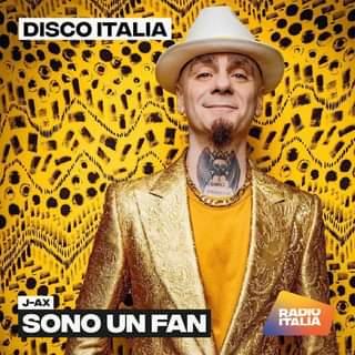 """Disco Italia della settimana è """"Sono un fan"""" di J-Ax! Ascoltalo qui:"""