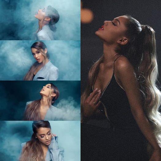 """#TB 3 anni fa, oggi, Ariana Grande pubblicava """"breathin"""" come terzo ed ultimo singolo est…"""