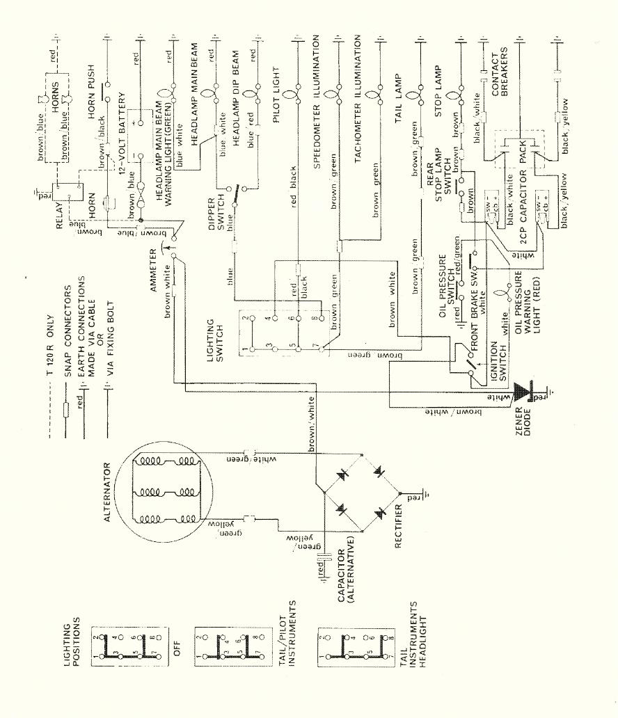Images Of Triumph Tr6 Wiring Diagram Wire Library For Tr7 1976 Thunderbird Tr65 Rh Homesecurity Press On 1970 Diagrams