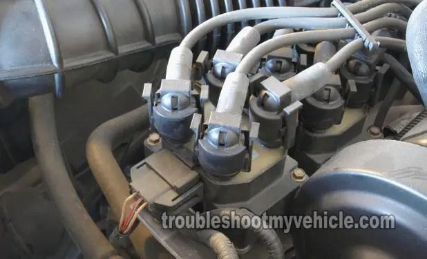 Spark Firing 1994 Ford Order 40l Ranger Diagram Plug