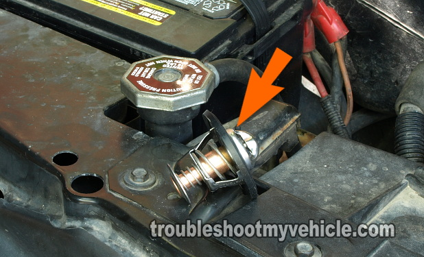 Chevy Truck Thermostat Replacement