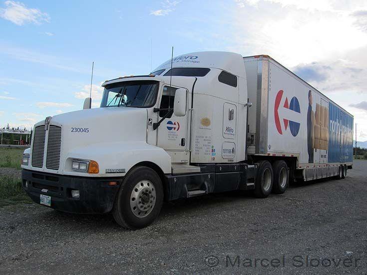 Truck Photos - North American Van lines inc