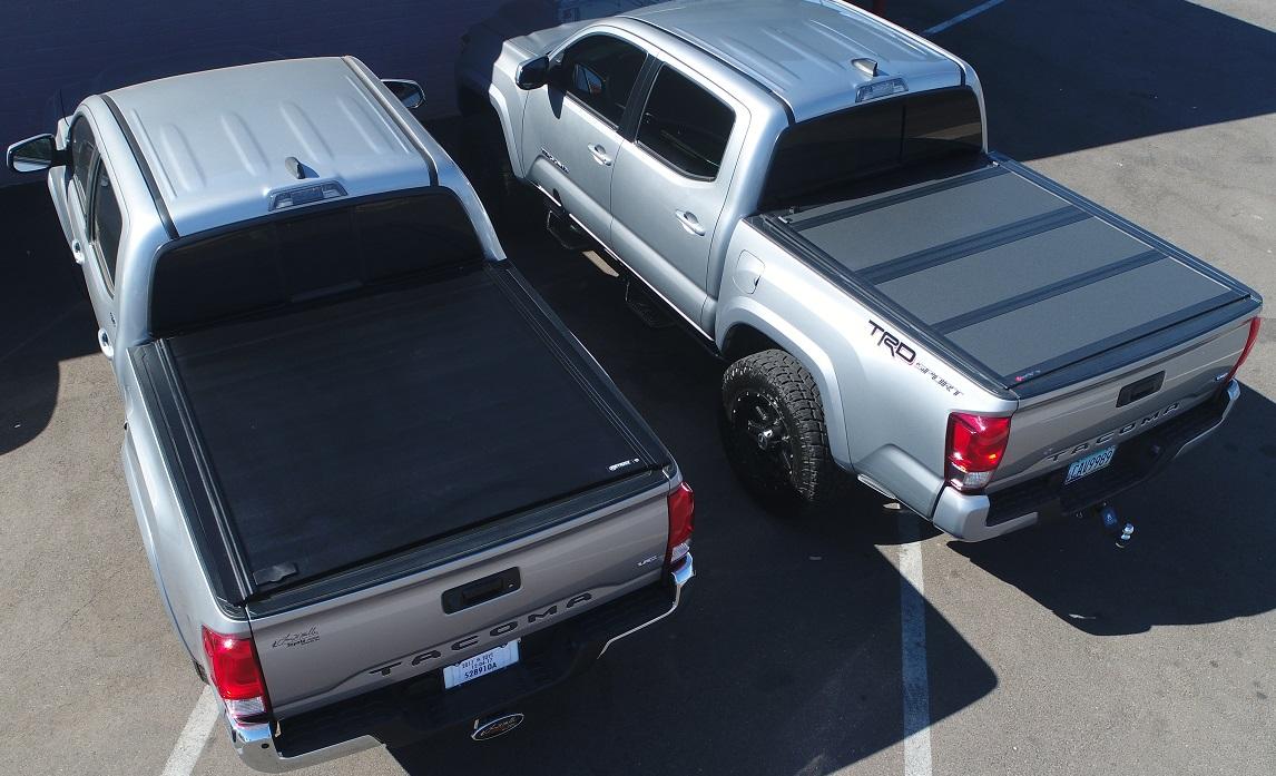 Toyota Tacoma Tonneau Covers Truck Access Plus