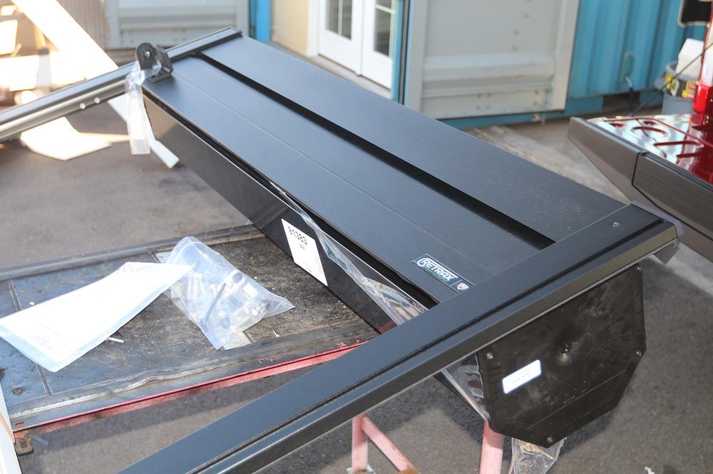 Retrax Xr Rack Integrated Retractable Truck Bed Covers