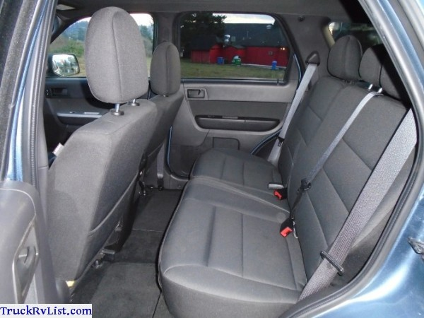 2011 Ford Escape 4x4 Awd Xlt Low Miles For Sale Used 2011