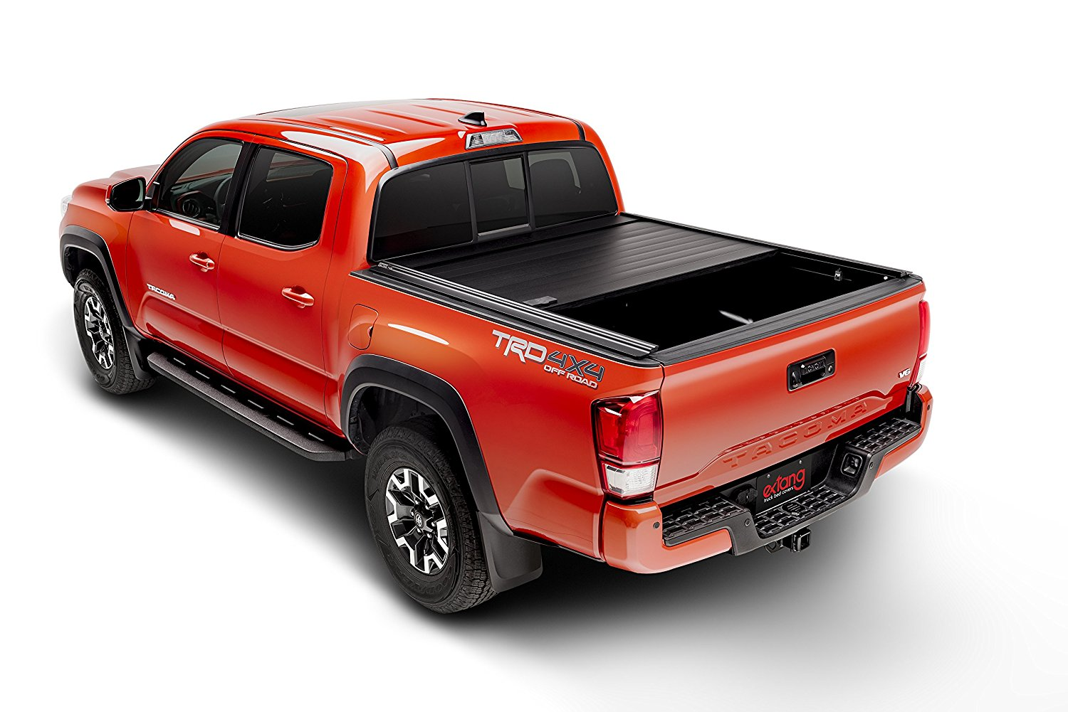 3 Top Rated Retractable Tonneau Covers For Toyota Tacoma
