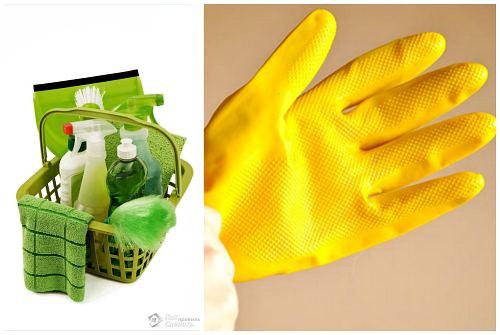 Instrumente de curățare