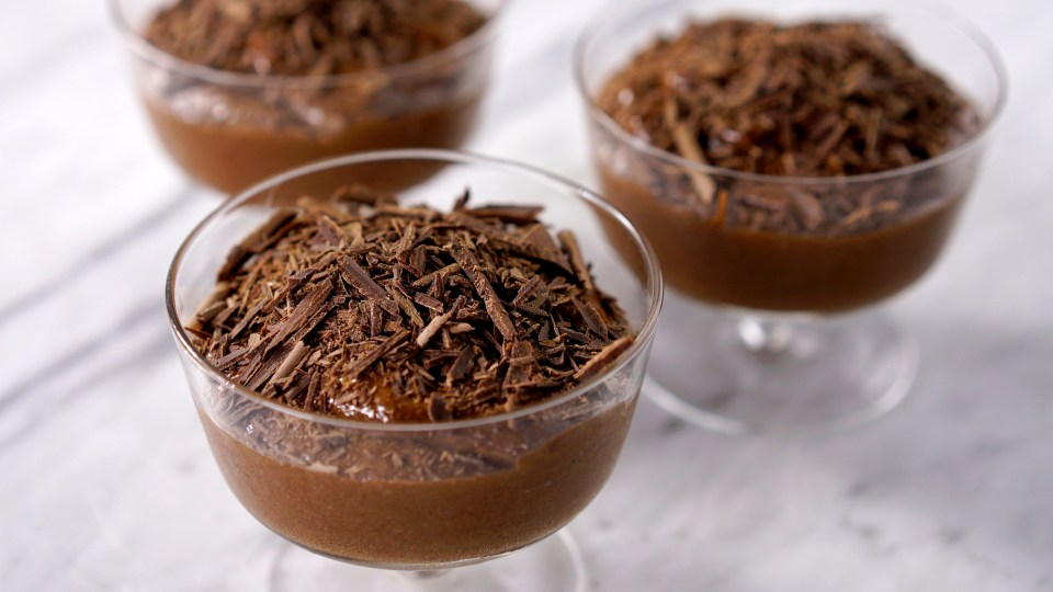Fluffy Chocolate Mousse Recipe