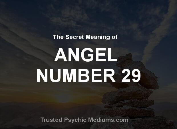 What does Angel Number 29 mean when it comes to Love?