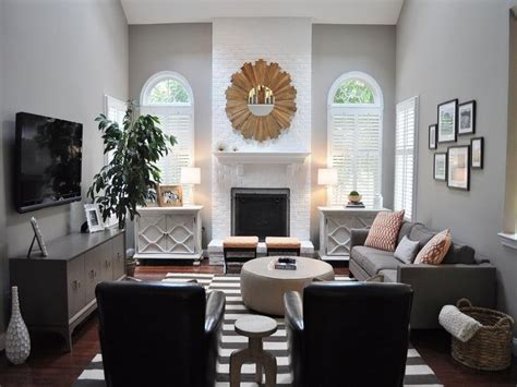 mirrors living rooms benjamin moore gray living room