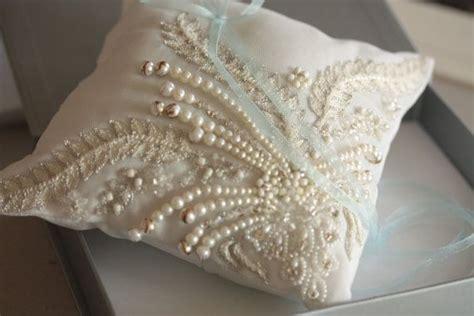 Unusual Wedding Ring Cushion.html
