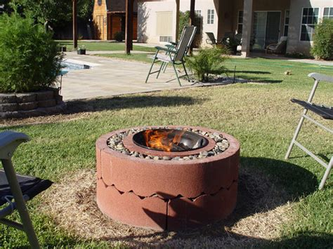 20 stunning diy fire pits build easily home