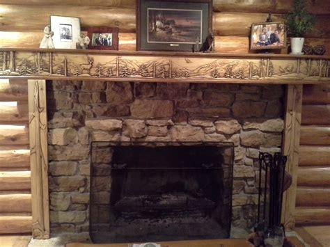 log home fireplace mantel fireplace mantels shelves