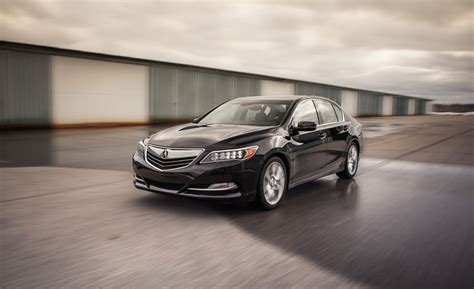 2014 acura rlx fwd test review car driver