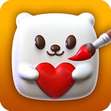 squishy magic 3d art coloring apk android approm