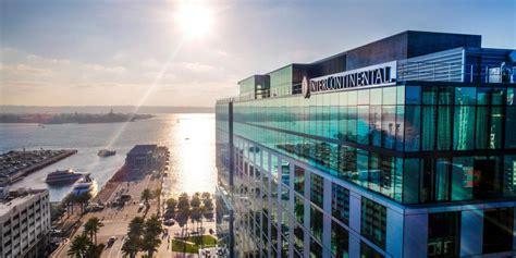 intercontinental san diego luxury waterfront hotels san diego