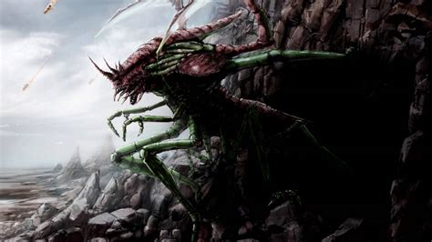 creepy fantasy music insect lair youtube