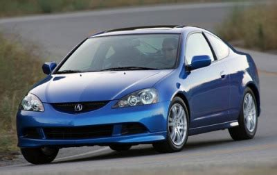 2005 acura rsx pricing features edmunds