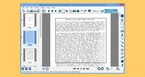 10 free document scanning software scan receipt digitally