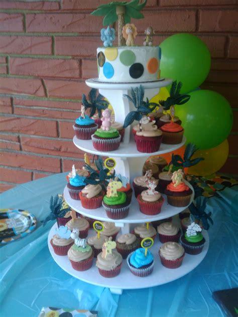 cake dreams bibby dream safari baby shower cakes
