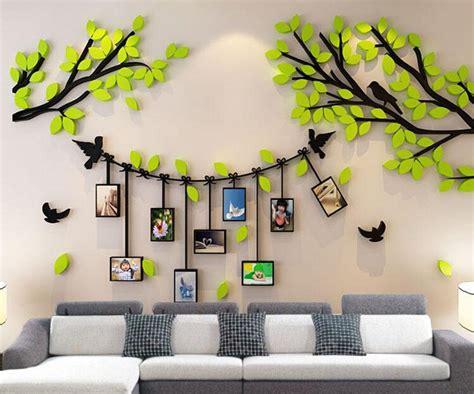 3d acrylic diy wall stickers wedding decorations wall