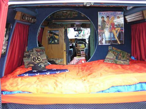 click image full size custom van interior custom