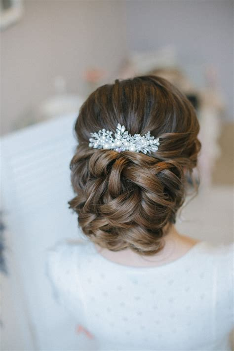 wedding hairstyles luscious elegance modwedding