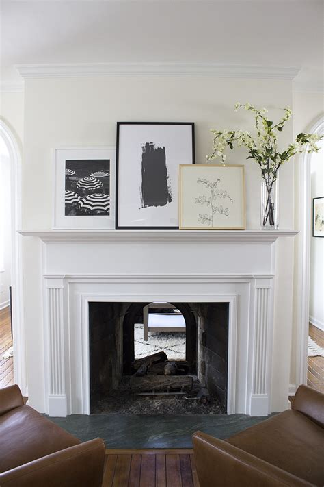 fireplace mantle styled 3 ways room tuesday