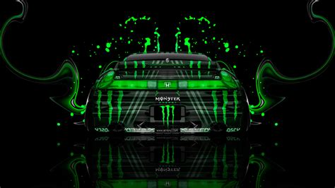 monster energy honda nsx plastic car 2014 el