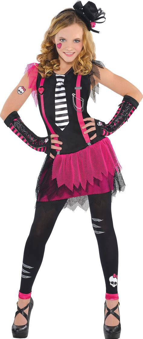girls draculaura costume accessories monster high party city