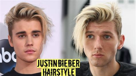 justin bieber hairstyle haircut tutorial 2018 mens long