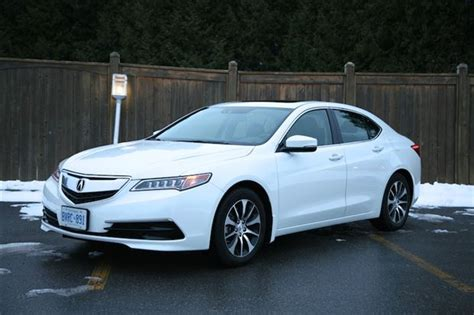 day day review 2015 acura tlx tech autos