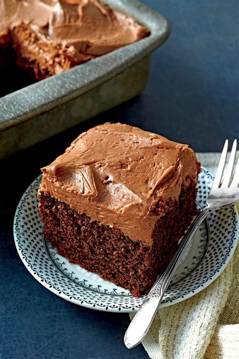 chocolate cake recipes southern living