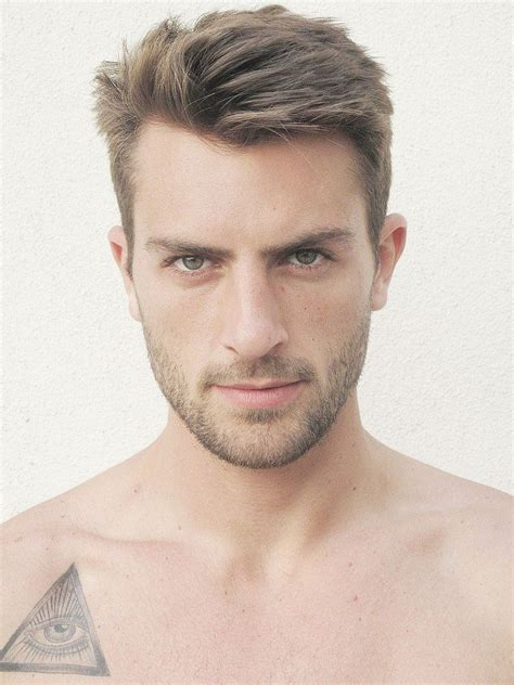 easy men hairstyles long top short sides 2020