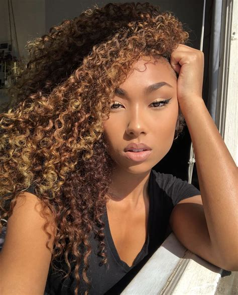 pinterest curlylicious girls natural hairstyles curly hair styles