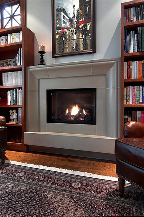 choose contemporary fireplace mantels