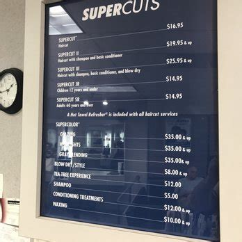 supercuts 17 photos 17 reviews hair salons 4720