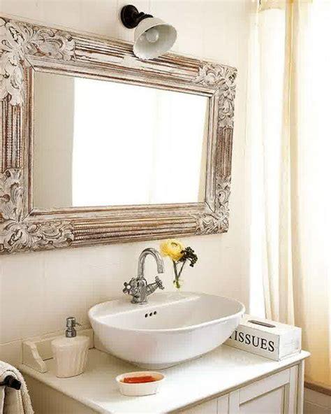 20 creative bathroom mirror ideas housely