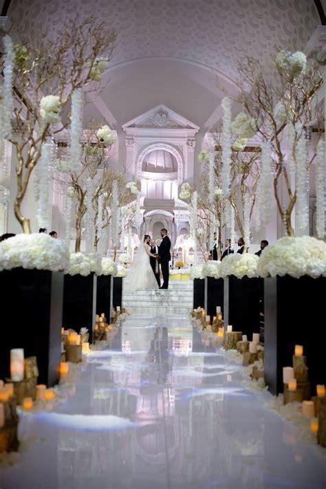 Black And White Wedding Ceremony Decorations.html