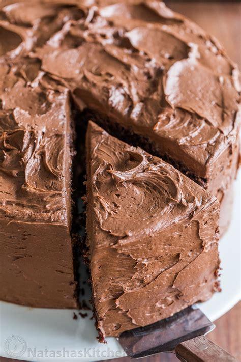 chocolate cake recipe video natashaskitchen