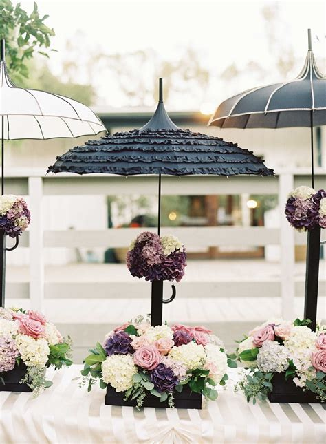 magical garden ceremony tented reception chic french theme