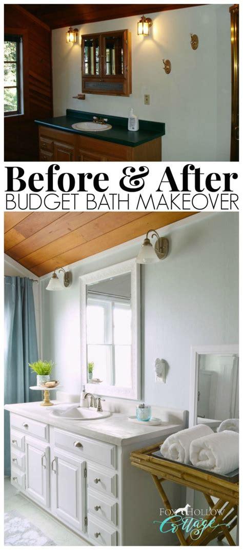 makeover bathroom remodeling